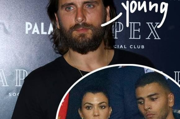 Scott Disick Is 'Very Happy' Kourtney Kardashian & Younes Bendjima Broke Up: 'He Never Trusted Him Or Liked Him'