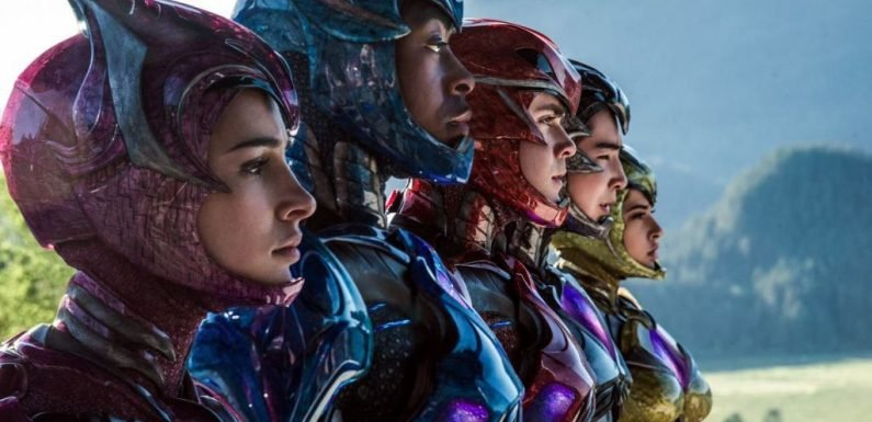 Power Rangers movie reboot is getting a sequel with Hasbro