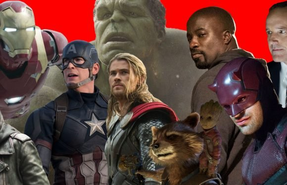 Here's how to watch the entire Marvel Cinematic Universe in chronological order