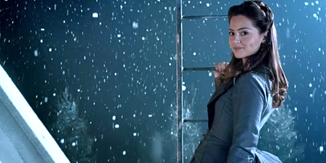 Doctor Who originally planned for this character to replace Clara as Peter Capaldi's companion