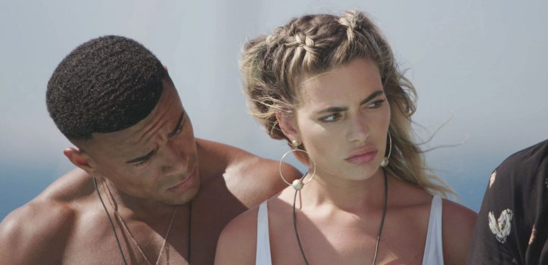 Love Island's Wes Nelson claims that we weren't shown the real beginning of his romance with Megan Barton Hanson