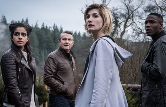 Doctor Who confirms series 11 filmed top-secret episode in South Africa during a drought