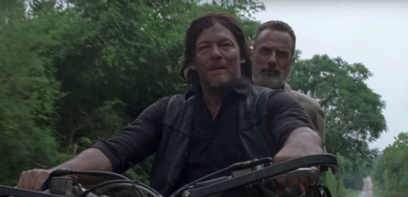 Walking Dead boss is confident show can survive without Rick Grimes