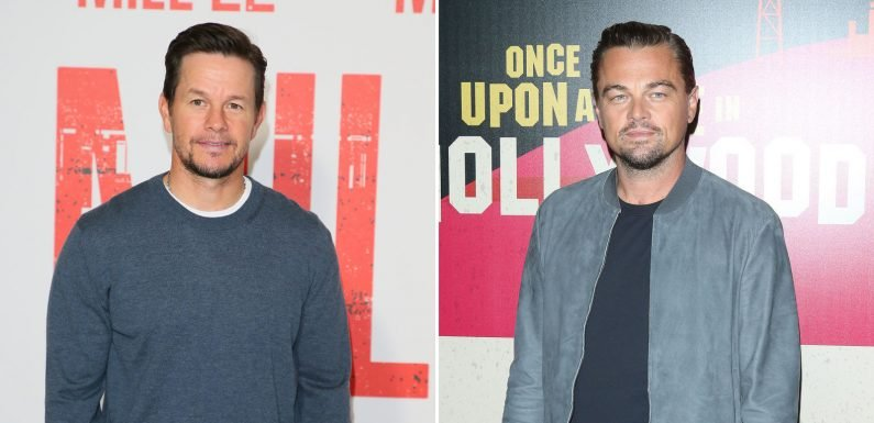 Mark Wahlberg explains his 'feud' with Leonardo DiCaprio
