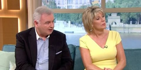 This Morning viewers slam Eamonn Holmes for cutting off Barry George as he discusses being cleared of Jill Dando murder