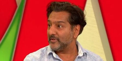 EastEnders star Nitin Ganatra reveals how racist bullying caused him weight issues