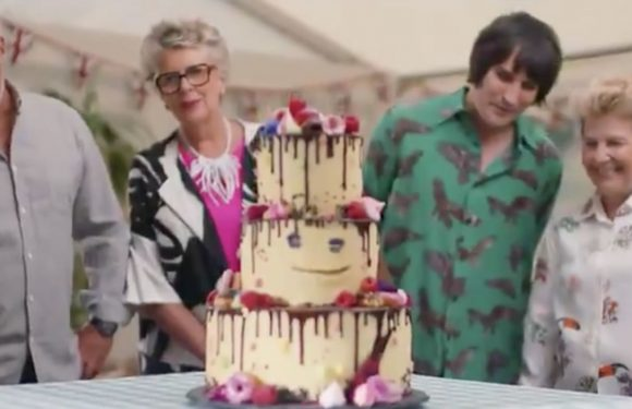 Great British Bake Off 2018's first-look trailer brings back the singing cakes to creep us out again