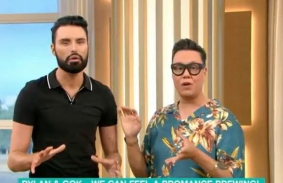 This Morning's Gok Wan makes epic blunder over Rylan Clark-Neal's name