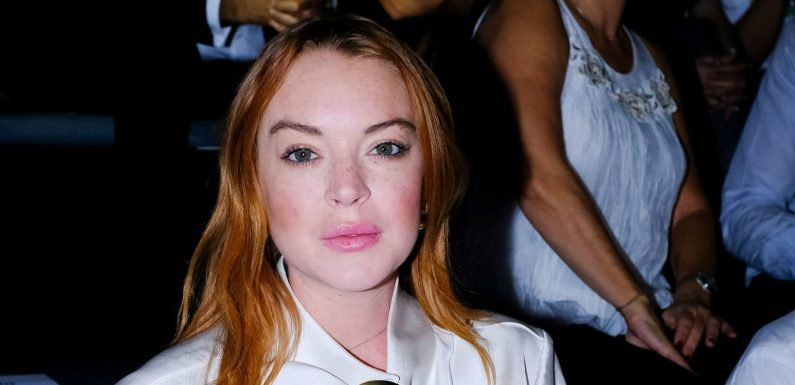 """Lindsay Lohan claims women talking about their #MeToo experiences """"makes them look weak"""""""