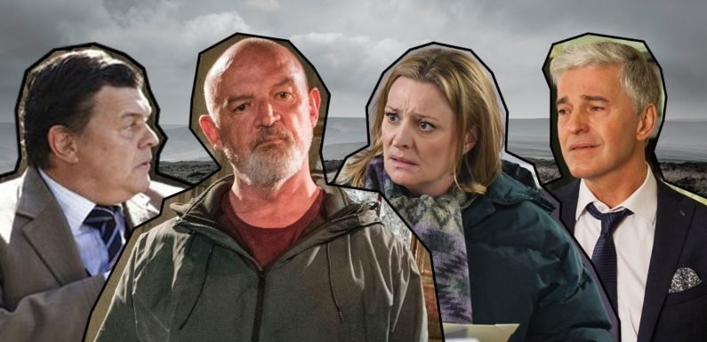 7 darkly ironic soap punishments that were totally deserved, from Corrie's Phelan to EastEnders' Jane