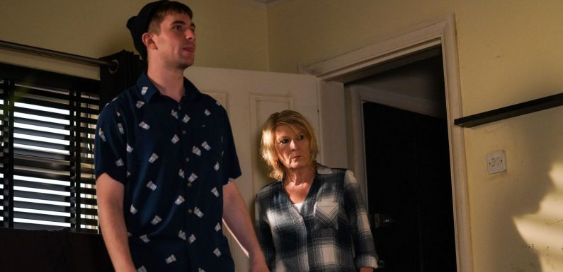 EastEnders viewers have one big question about Halfway's wool cap