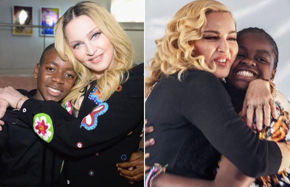 Madonna insists she's just a normal 'soccer mom'