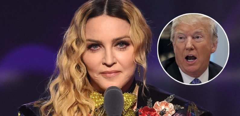 Why Madonna Moved to Portugal: 'This Is Not America's Finest Hour'