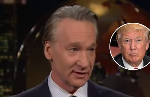 Bill Maher Calls Trump a 'Cult Leader' While Tearing Into 'Crazy' QAnon Conspiracy Theory #MAGA Fans Love