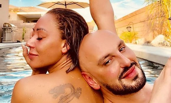 Mel B Goes Completely Naked For Sexy Skinny Dipping Session With Her BFF