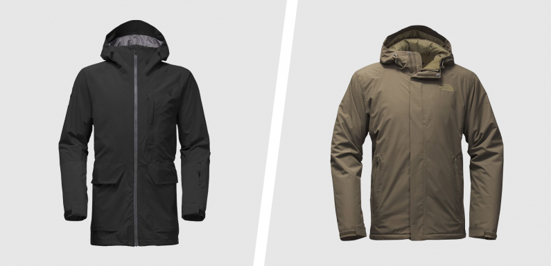 You Can Get Heavy-Duty North Face Jackets for Over 50% Off