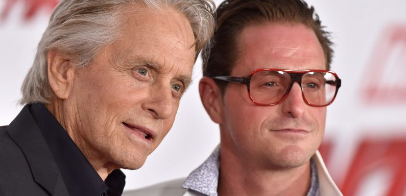 Michael Douglas calls son Cameron's drug addiction a 'nightmare'
