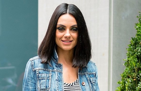 Mila Kunis' 'The Spy Who Dumped Me' Press Tour Style Is 100