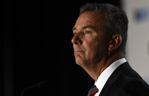 Urban Meyer placed on leave in bombshell Ohio State move