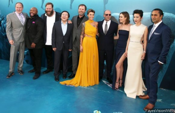 Photo Gallery of 'The Meg' L.A. Premiere: See the Stars on the Red Carpet