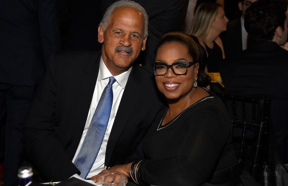 Oprah's cooking gets Stedman in the mood