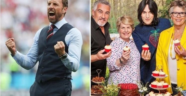 England manager Gareth Southgate 'desperate to sign up for Great British Bake Off'