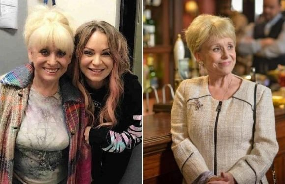 Ex-EastEnders star Rita Simons wishes Barbara Windsor a Happy 81st Birthday as she battles Alzheimers