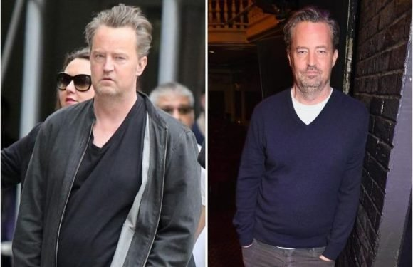Friends actor Matthew Perry 'rushed to hospital for emergency surgery on ruptured bowel'