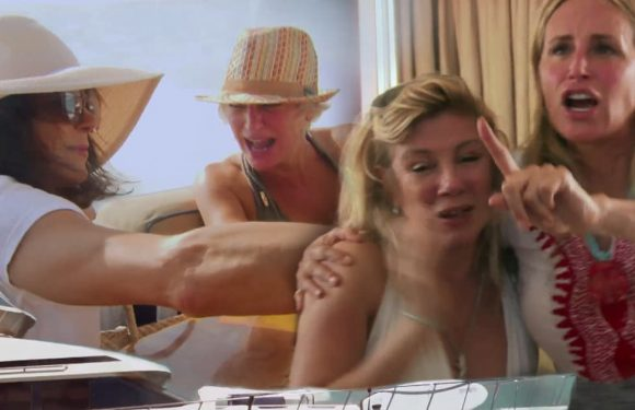 'RHONY' Bad Apple of the Week: Boat Ride From Hell Is Followed By Disastrous 'Diarrhea Festival'