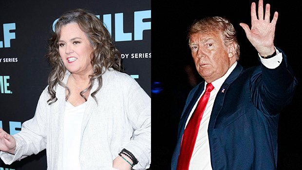 Rosie O'Donnell Slams Trump's Attacks On The Media: 'When Someone Dies, Maybe He'll Shut Up'