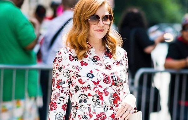 Amy Adams Is the Princess of Patterns and More Best Dressed Stars