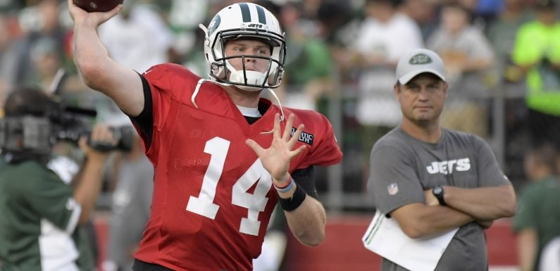Sam Darnold already has fans thinking this could be different