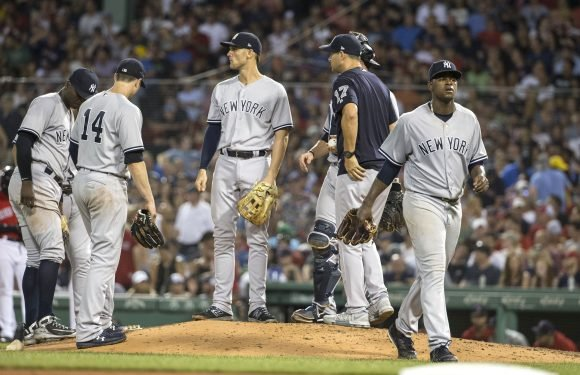 Yankees' only real chance now is to beat up on the bad teams