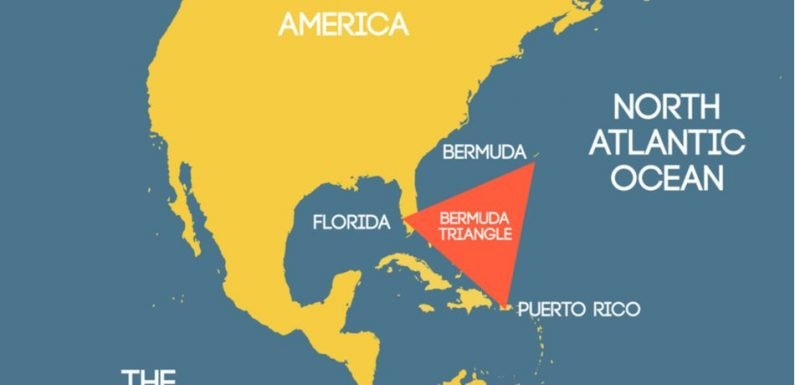 British Scientists Claim They Have 'Solved' The Mystery Of The Bermuda Triangle