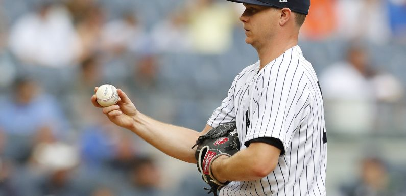 Yankees' starting rotation has been thrown into total chaos