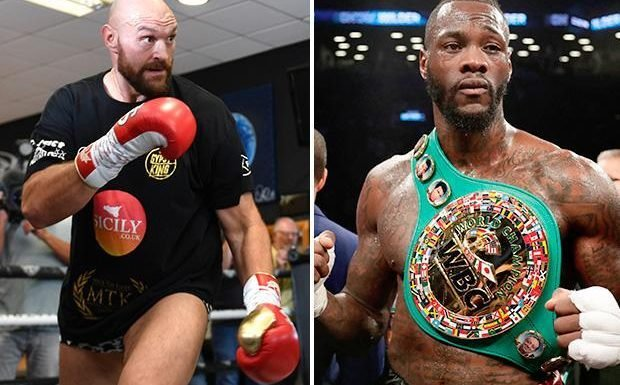 Tyson Fury 'will fight Deontay Wilder next' says WBC as board reveals why Dillian Whyte is not mandatory for world title
