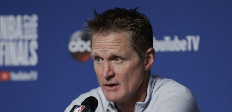 Warriors Coach Steve Kerr Slams NRA's Financial Woes: 'Don't Send Money, Thoughts And Prayers Should Suffice'