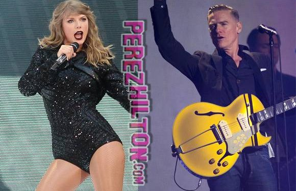 Watch Taylor Swift & Bryan Adams Perform Iconic Summer Of '69 Together Live From Toronto!