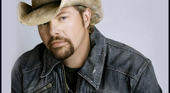 Toby Keith Will Soon Be A Grandfather Again