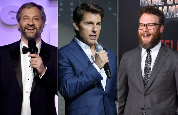 Judd Apatow swears Tom Cruise didn't know Internet porn existed