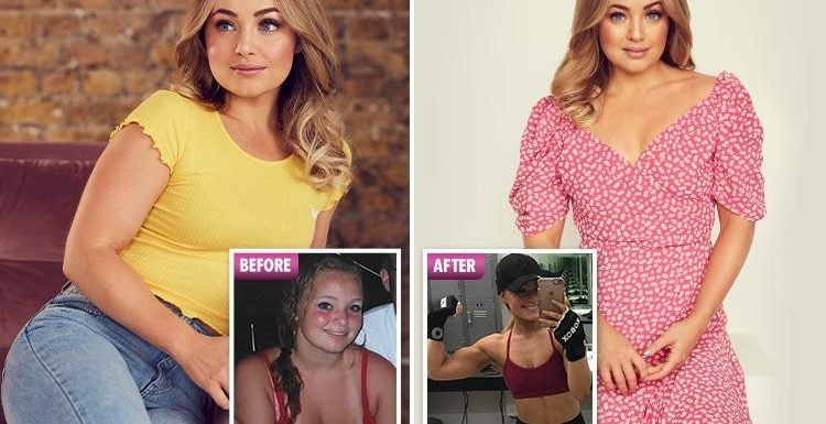 Instagram fitness guru Alice Liveing opens up about shocking domestic abuse she's kept quiet for nine years