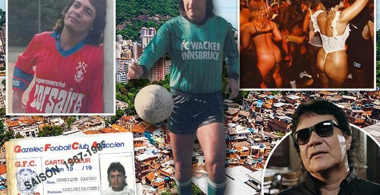Brazilian footballer enjoyed a 26-year run of sex, money and fame – without kicking a ball