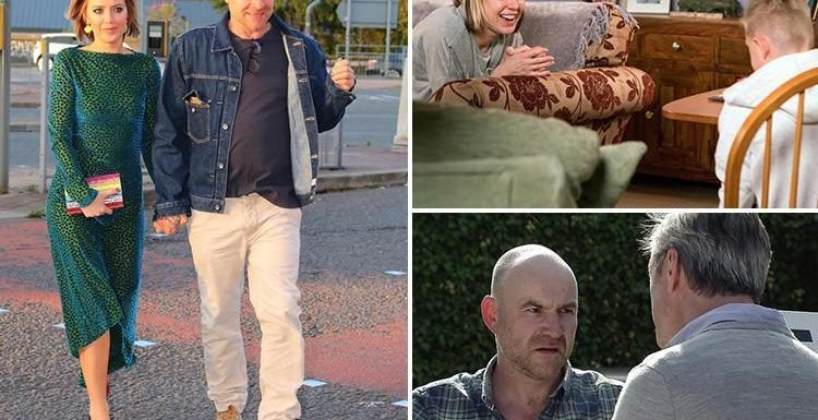 Coronation Street's Sally Carman and Joe Duttine find love off screen after a string of secret dates