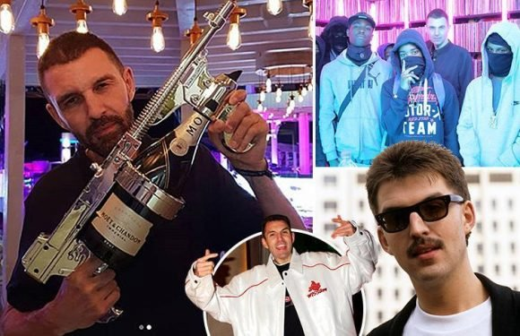 How bishop's son Tim Westwood 'profits from warring drill rap videos' fuelling gangland warfare in London — and inspired Ali G