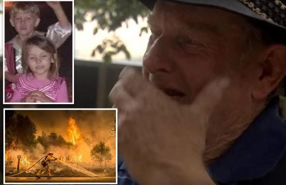 California wildfires – Man who lost wife and great-grandchildren in Carr Fire recalls their heartbreaking final pleas