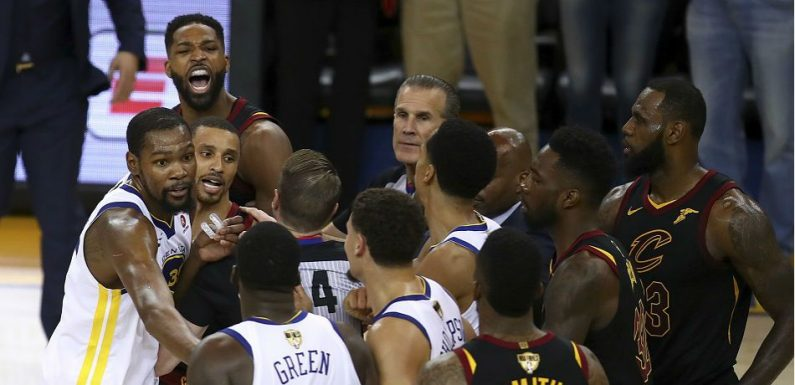 Tristan Thompson & Draymond Green 'Made Peace' After Nightclub Fight, Per 'TMZ'
