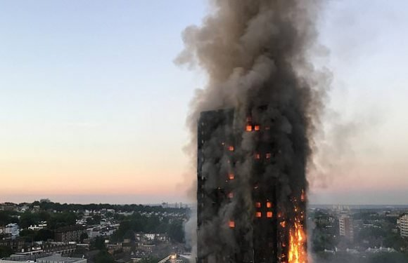 Grenfell Tower no longer crime scene as police collect `everything…