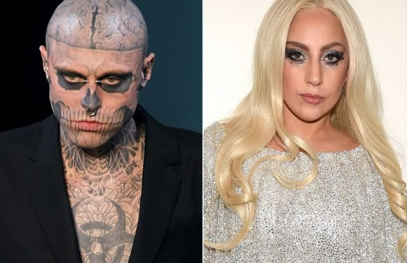 Heavily-Tattooed Model Zombie Boy from Lady Gaga's 'Born This Way' Video Dead at 32
