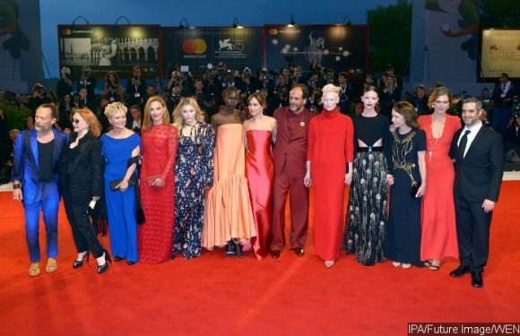 Pictures: See Stars Making Statement at 'Suspiria' Premiere in Venice