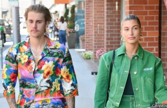 Justin Bieber and Hailey Baldwin Packing on PDA at Gay Bar in Zurich
